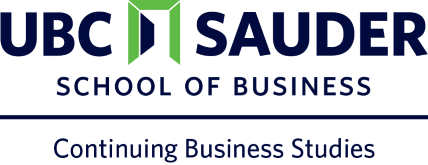 UBC Sauder School of Business - Continuing Business Studies