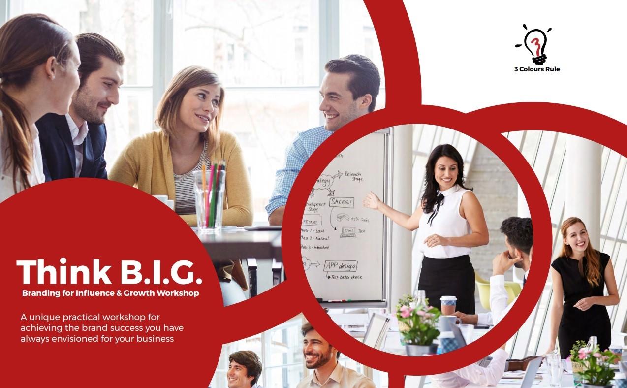 B I G brochure