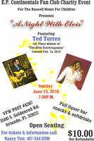 A Night with Elvis Charity Fundraiser Event with Ted Torres ...