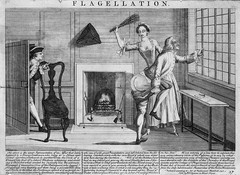 Flagellation engraving 1752