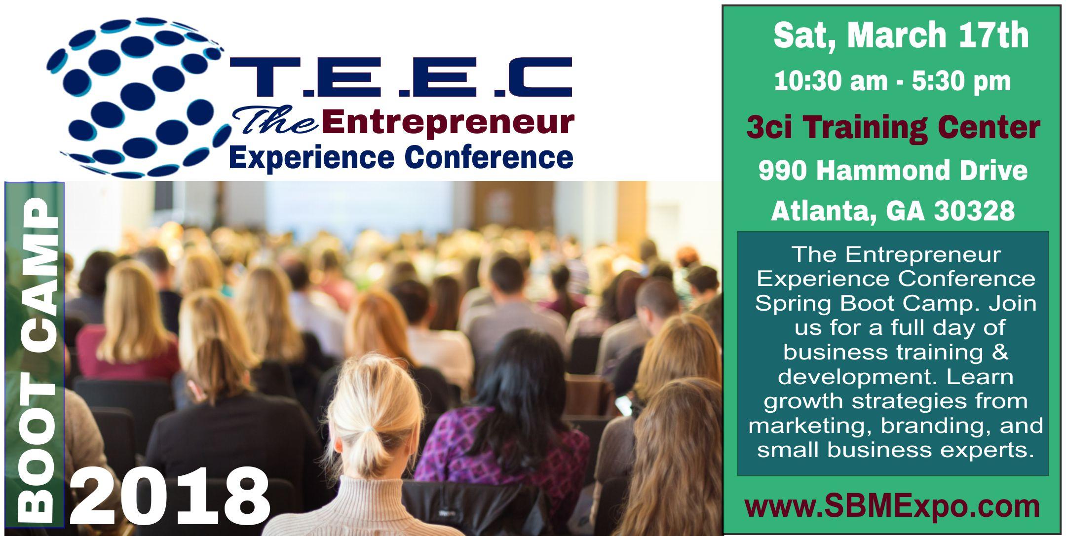 The Entrepreneur Experience Conference in Atlanta