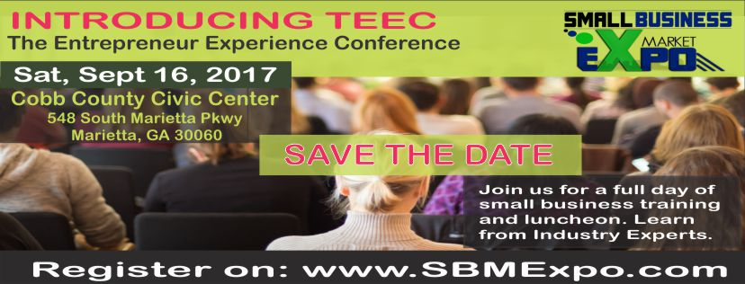 Entrepreneur Conference and Small Business Training Atlanta