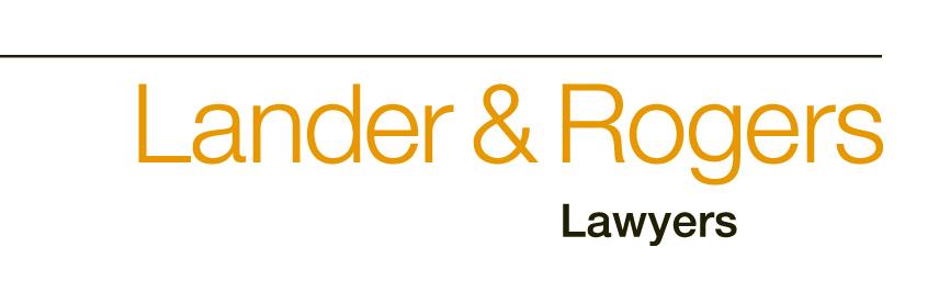 lander and rogers logo