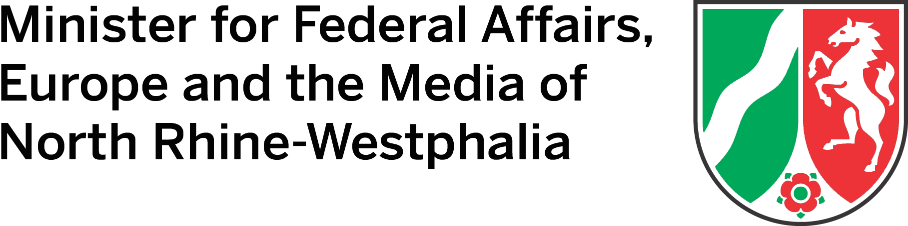 The Minister for Federal Affairs, Europe and the Media of North Rhine-Westphalia