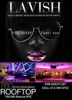 Rooftop 760 Saturdays Everyone Free