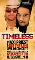 Easter Sunday At Stage 48 Reggae Concert (MAXI PRIEST & KES...
