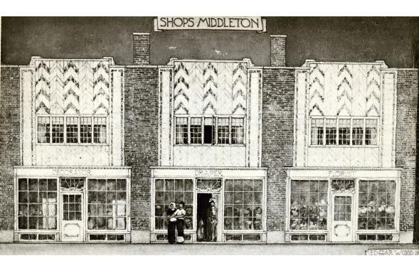 Middleton Shops design