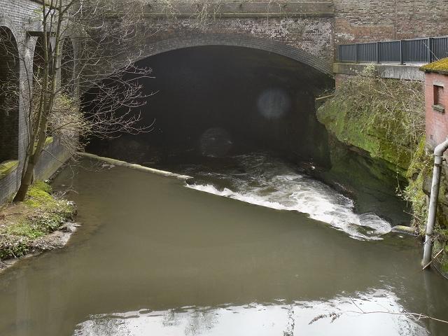 Castlefield Lock 92