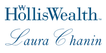 Laura Chanin, HollisWealth logos