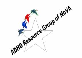 ADHD Resource Group logo