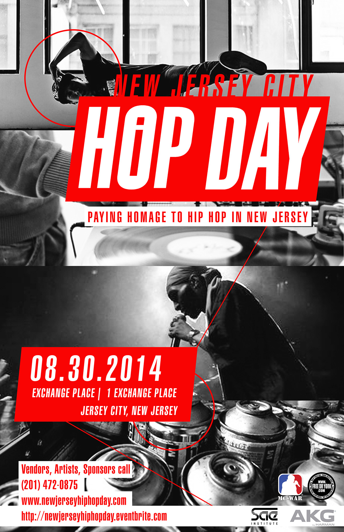 Hip Hop Fashion: New Jersey City Hip Hop Day Festival Tickets, Sun, Aug 27