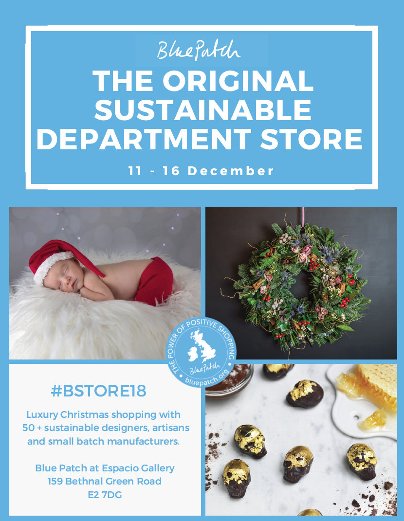 The Original Sustainable Department Store #BStore18