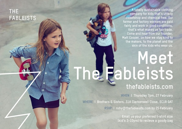 The Fableist Real Invite