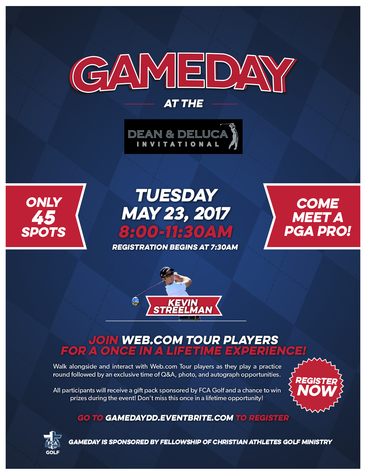 GameDay DD Flyer