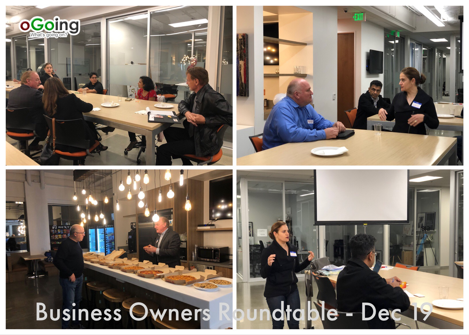 Business Owners Roundtable - December 2018