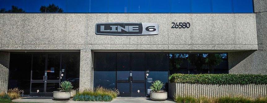 Line 6 Open House Header