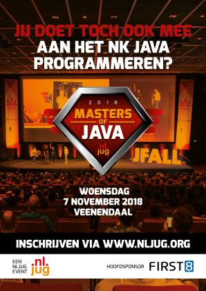 Flyer Masters of Java