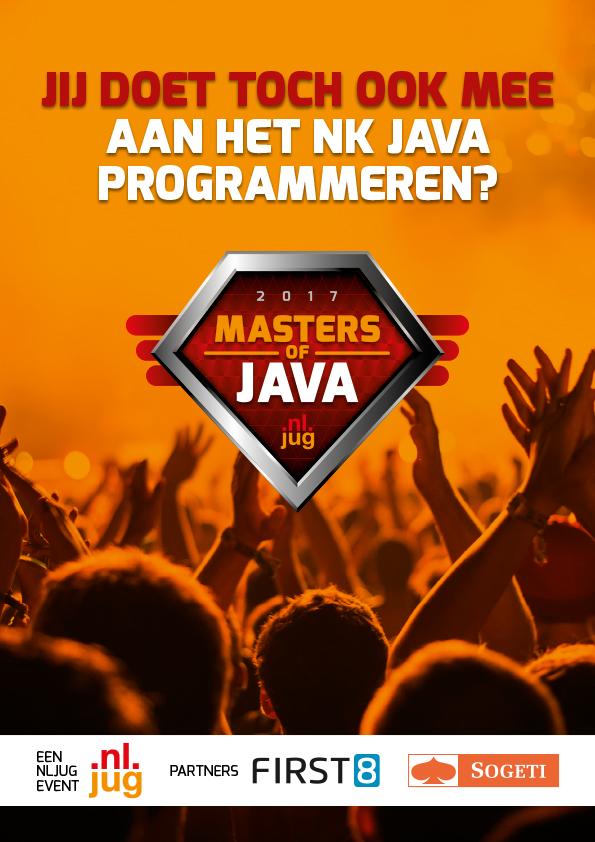 Masters of Java 2017