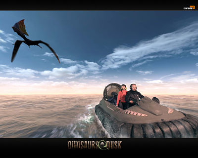 Dinosaurs At Dusk Screenshot 1