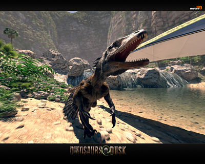 Dinosaurs At Dusk Screenshot 4