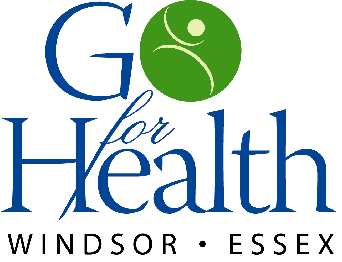 Go For Health logo.