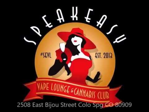 speak easy cannabis event center