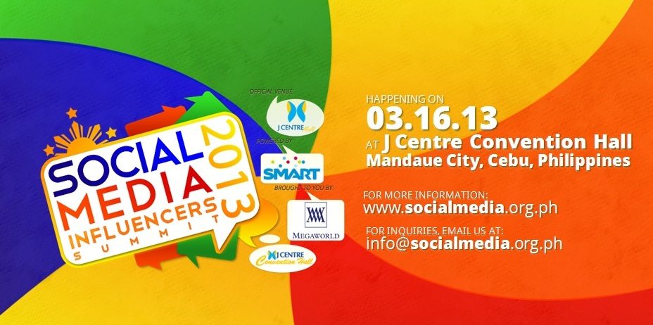 Social Media Influencers Summit 2013