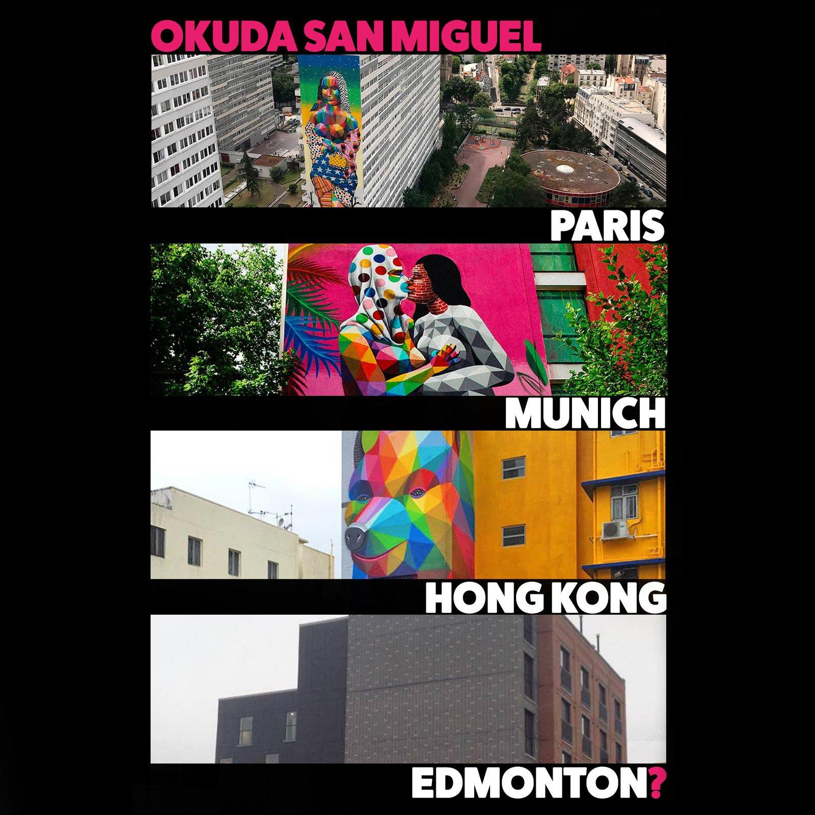 Okuda san Miguel Project
