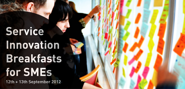 Service Innovation Breakfasts for SMEs