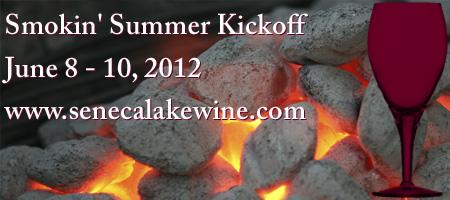 SK_SEN, Smokin' Summer 2012, Start at Seneca Shore Wine...