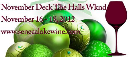 DTHN_KNG Nov. Deck The Halls Wknd 2012, Start at Kings...