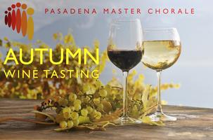 PMC Autumn Wine Tasting