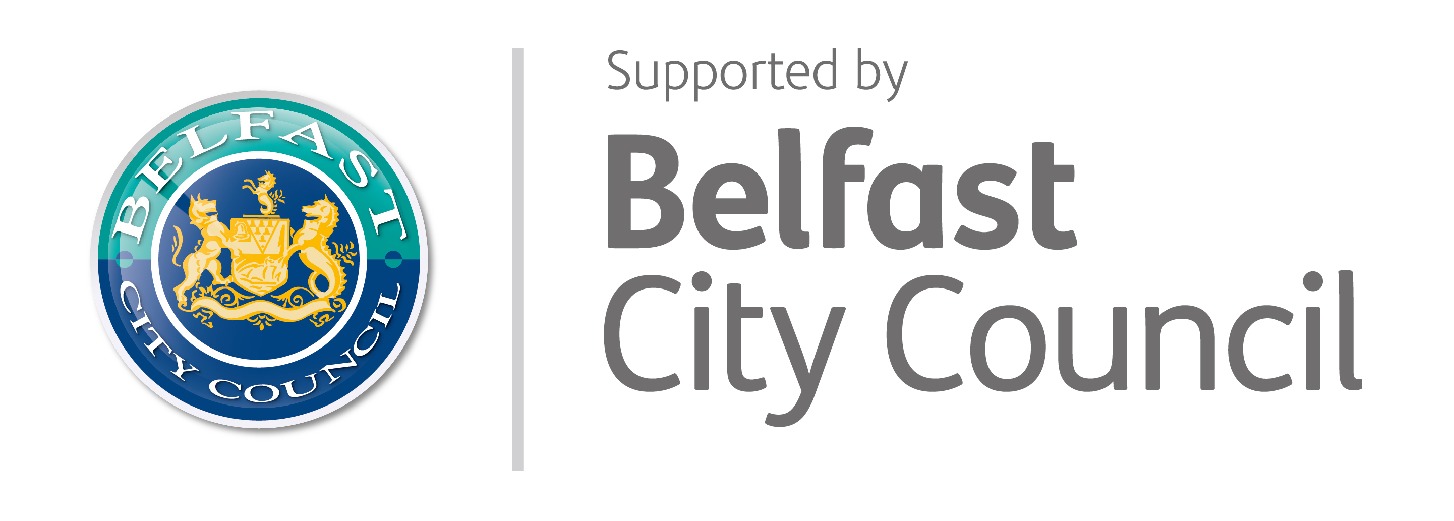 supported by Belfast City Council