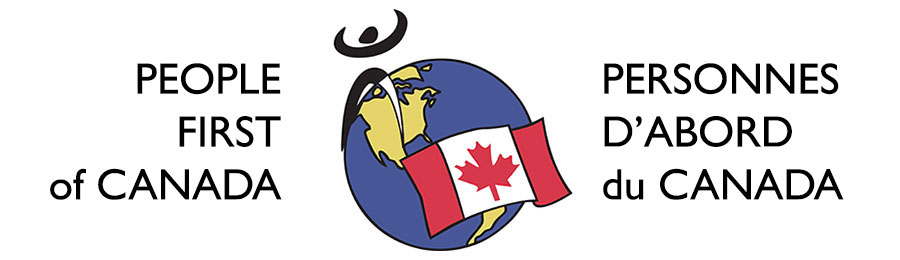 People First of Canada Logo