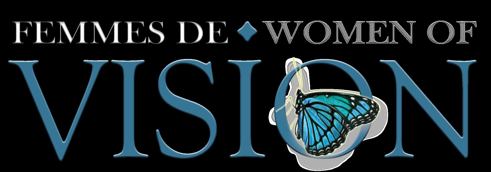Femmes de Vision - Logo