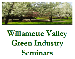 2009 Williamette Valley Green Industry Series