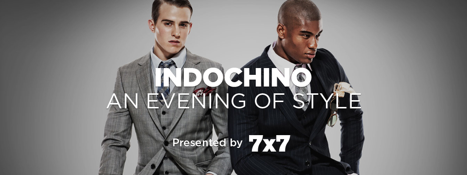 Indochino – An Evening of Style