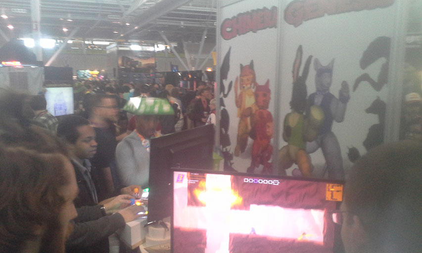 Chimera Genesis at PAX East