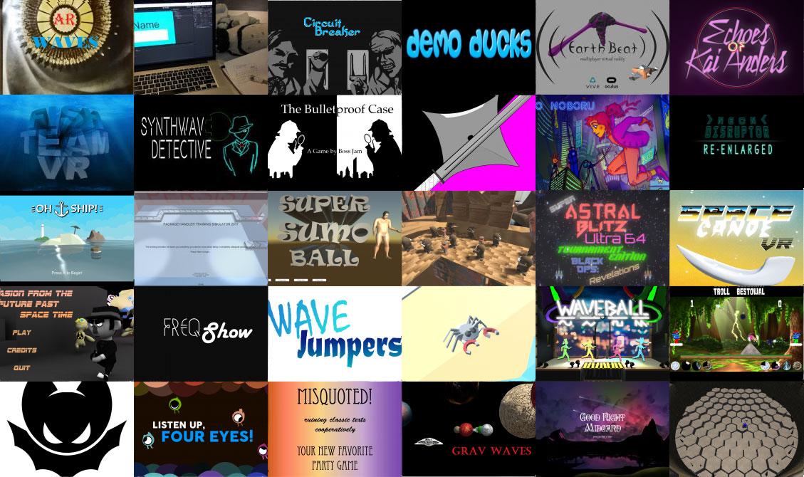 GGJ 2017 Games