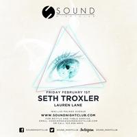 2.1.2013 Seth Troxler and Lauren Lane