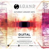 1.26.2013 DJ DiJiTAL and Antonio Giacca