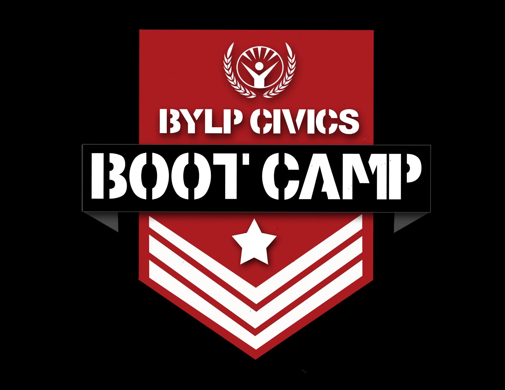 BYLP Civics Boot Camp Logo