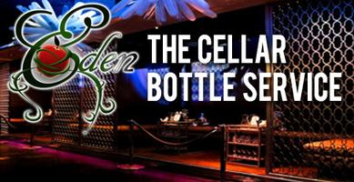 The Cellar Bottle Service - Thursday