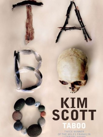 Cover of book Taboo by Kim Scott