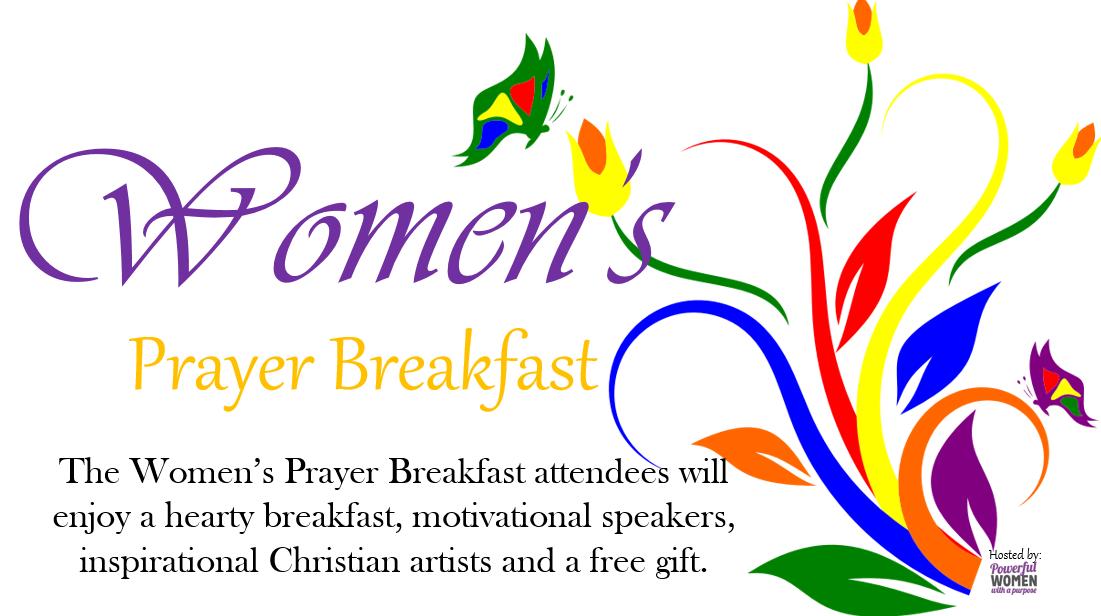 Canceled - Women's Prayer Breakfast Tickets, Sat, Jul 16, 2016 at 9:00 ...