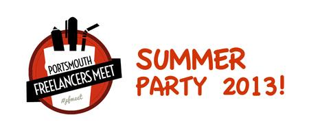 PF Meet Summer Party & 3rd Birthday