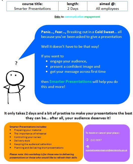 Smarter Presentations 2017