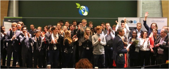 Last year's finals at the University of Applied Sciences