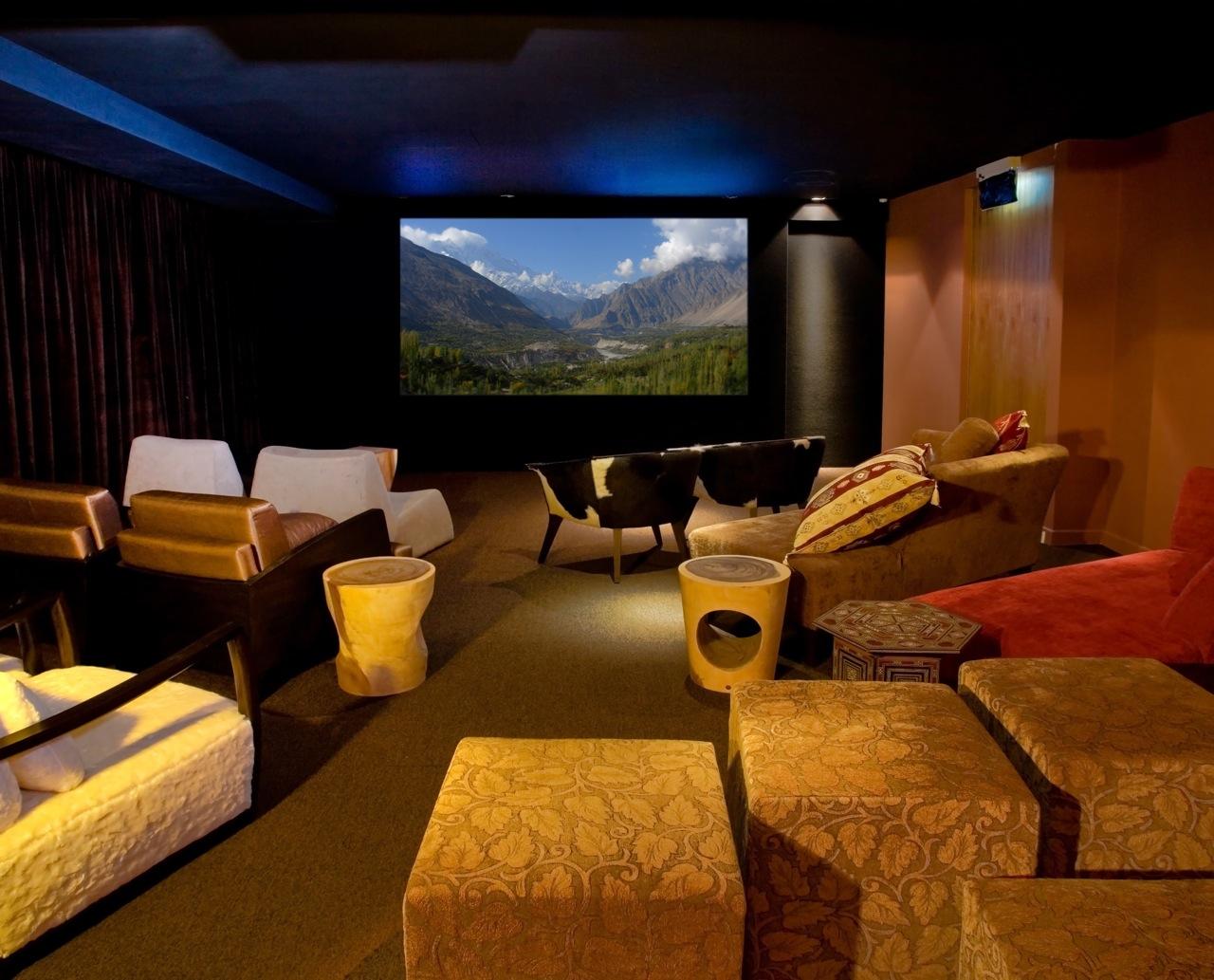 Private Screening Room Singapore
