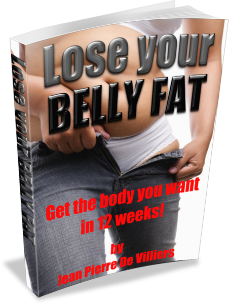 Book - Lose your belly fat